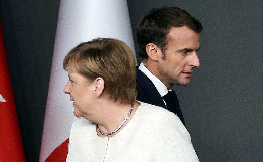 Macron Cancels Trip To Munich Security Conference. Rift Over Nord Stream 2 Is Growing