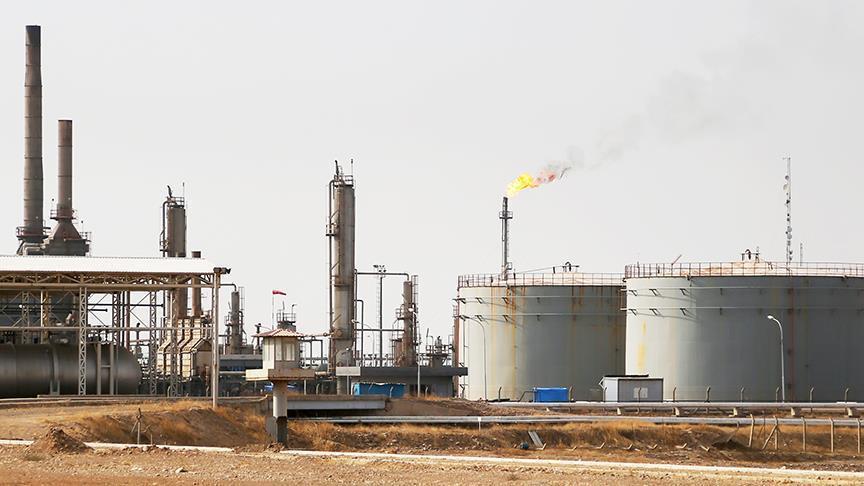 Iraqi Kurdistan Governemnt Suspends Oil Exports To Iran