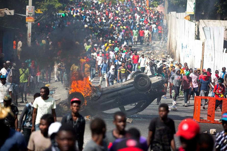 Haiti's Constitutional Crisis: A Tangled Web of Aberrations