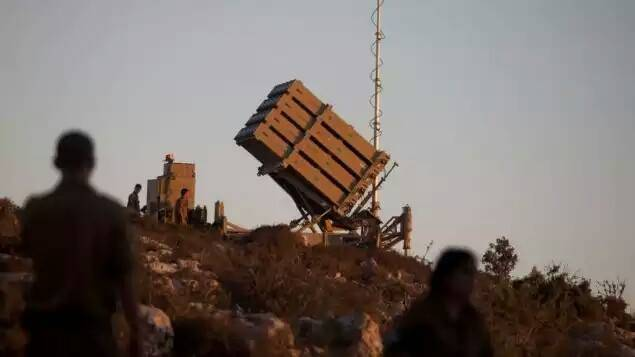 Iron Dome System Could Be Deployed At US Base In Syria's Al-Tanf: Israel Media
