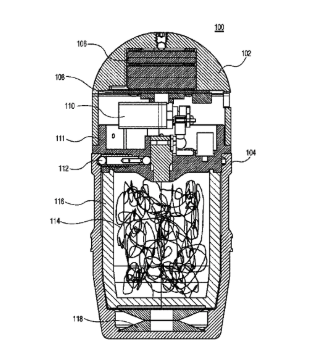 """US Army Patents """"Net Warhead"""" To Combat Drones"""