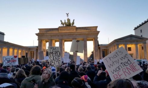 German Poll Shows Germans Stunningly Anti-US-Government