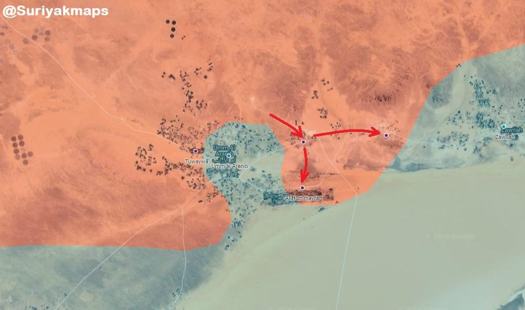 In Maps: Libyan National Army Continues To Expand Its Influence In Southern Libya