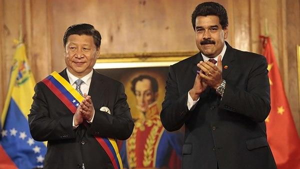 The Coming US-China Proxy War In Venezuela