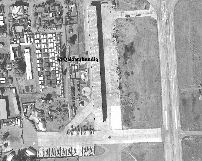 Sattelite Images: Russia Finishes Construction Of 18 Aircraft Shelters In Its Hmeimim Airbase In Syria