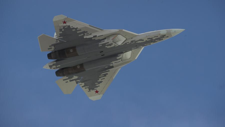 Russian Aerospace Forces To Receive First Serial Su-57 Jet In 2019