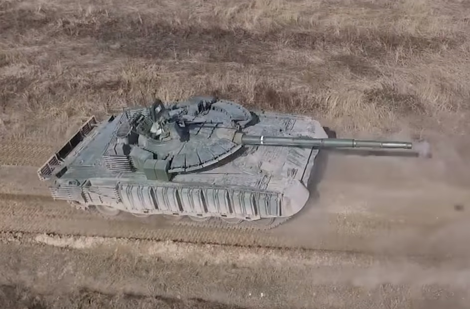 Russian Military To Get Modernized T-90M, T-80BVM Tanks And Terminator Fighting Vehicles