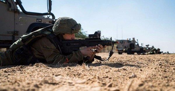 IDF Launches Surprise Military Drill Simulating War In Gaza