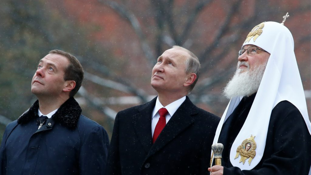 Russia Slides Towards Internal Political Crisis
