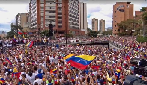 The Venezuelan Coup and Gilets Jaunes: Great-Power Politics In a Multipolar World Order