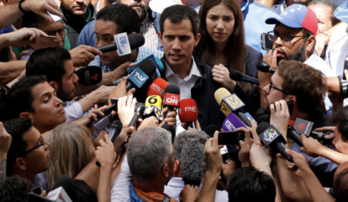 Italy Thwarts EU Plans To Recognize Guaido As Legitimate Leader Of Venezuela