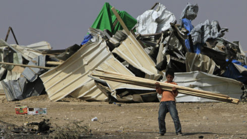 """""""Largest Land Grab Since 1948"""" — Israel to Expel 36,000 Palestinians From Negev"""