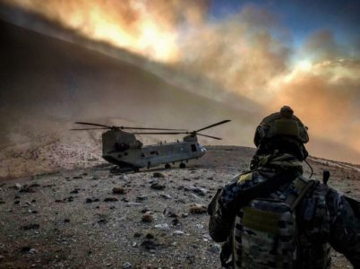 U.S.-NATO Offensive Unravels in Afghanistan: The Longest Foreign War in U.S. History