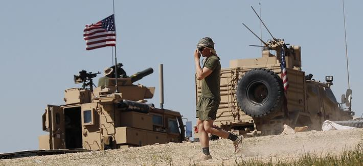 """US Military Finally Sets Target Date For """"Full Withdrawal"""" From Syria: Report"""
