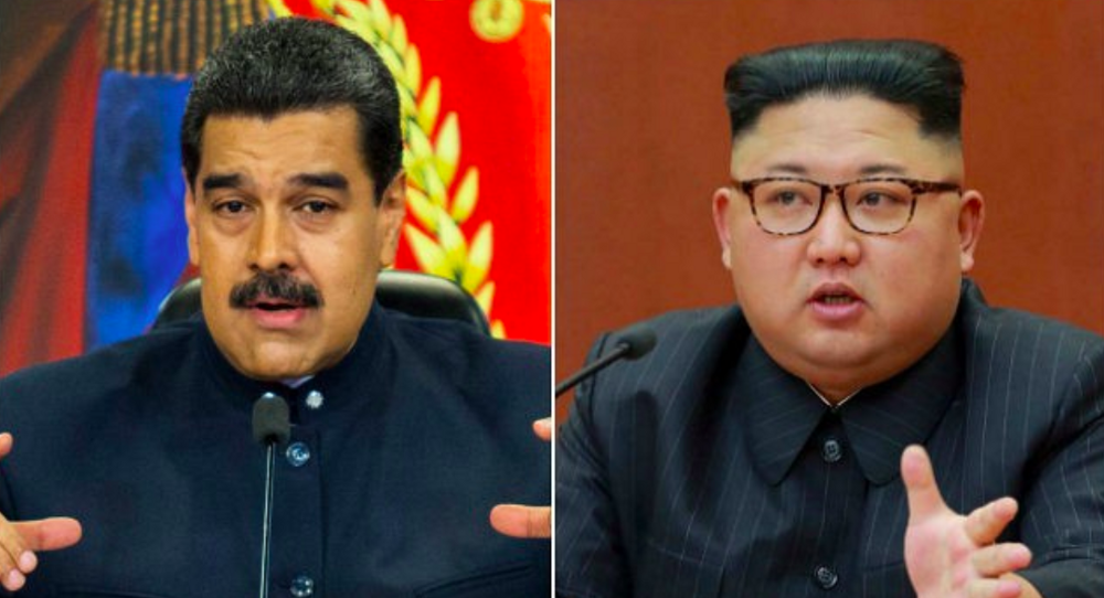 "Caitlin Johnstone: ""Why I Hope Maduro Wins And North Korea Keeps Its Nukes"""