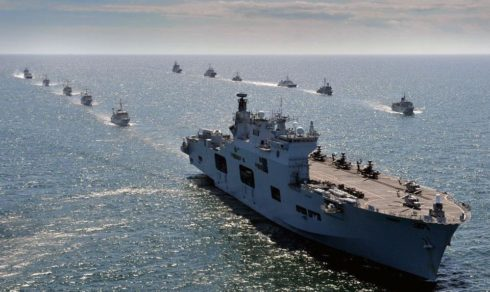Britain's New Aircraft Carriers: The Pride of Airstrip One
