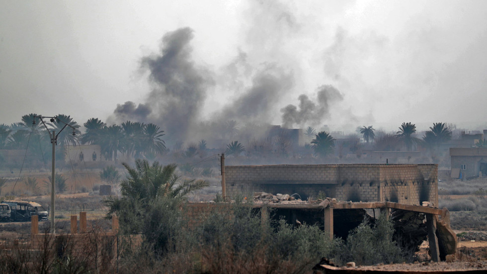 At Least 16 Civilians Killed In US-led Coalition Airstrikes On Syria's al-Baghouz: SANA