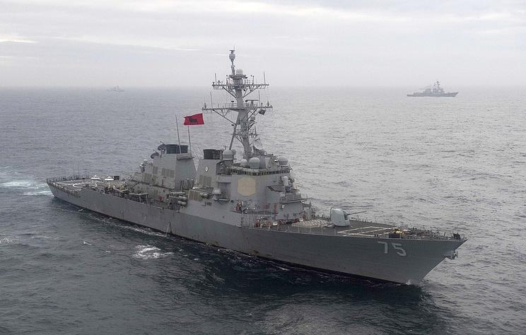 """Dangerous Idea"": Russia Slams Plans To Hold US-Ukrainian Drills In Black Sea"