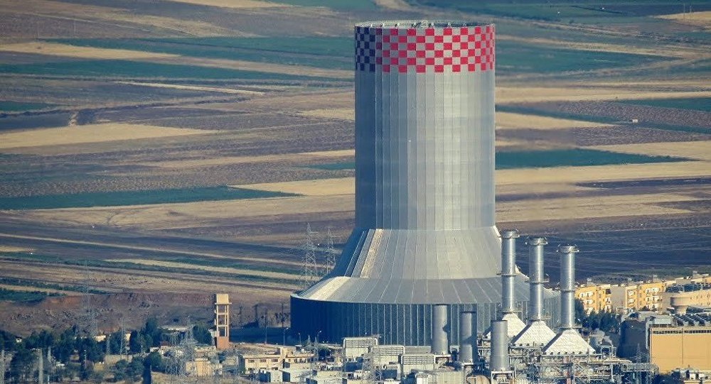 Militants Looting Power Plant In Northern Hama Came Under Fire From Syrian Army