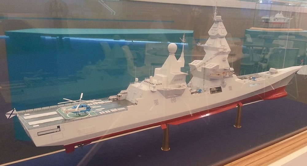 Russia's Future Lider-Class Destroyer To Be Nuclear Powered And Have 19,000 Tons Displacement