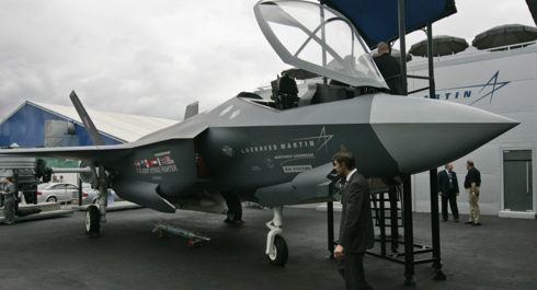 Germany Rules Out Purchase Of F-35 Jets: Reports