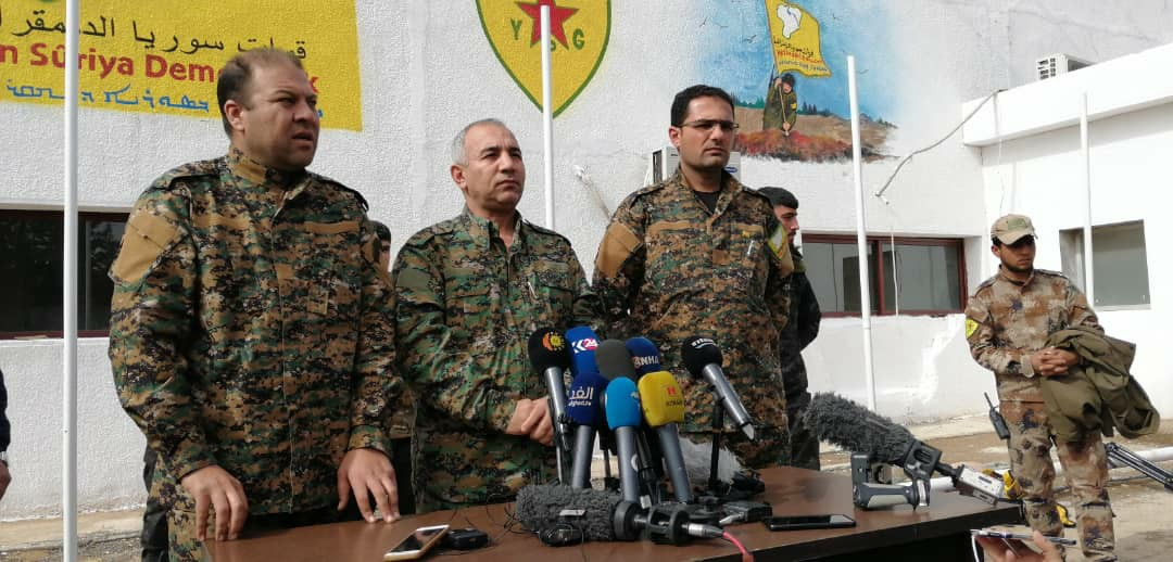 SDF Commander: Last ISIS Hideout In Euphrates Valley Will Be Captured Soon