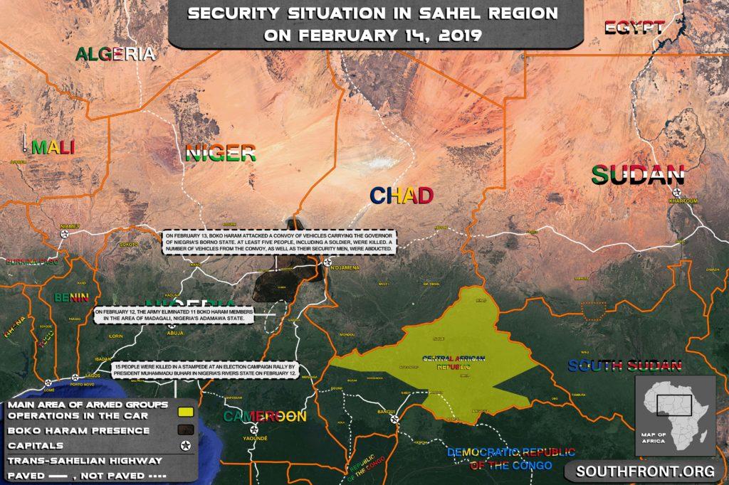 Boko Haram Attacks Convoy Of Nigeria's Borno State Governor, Abducts Multiple Personnel