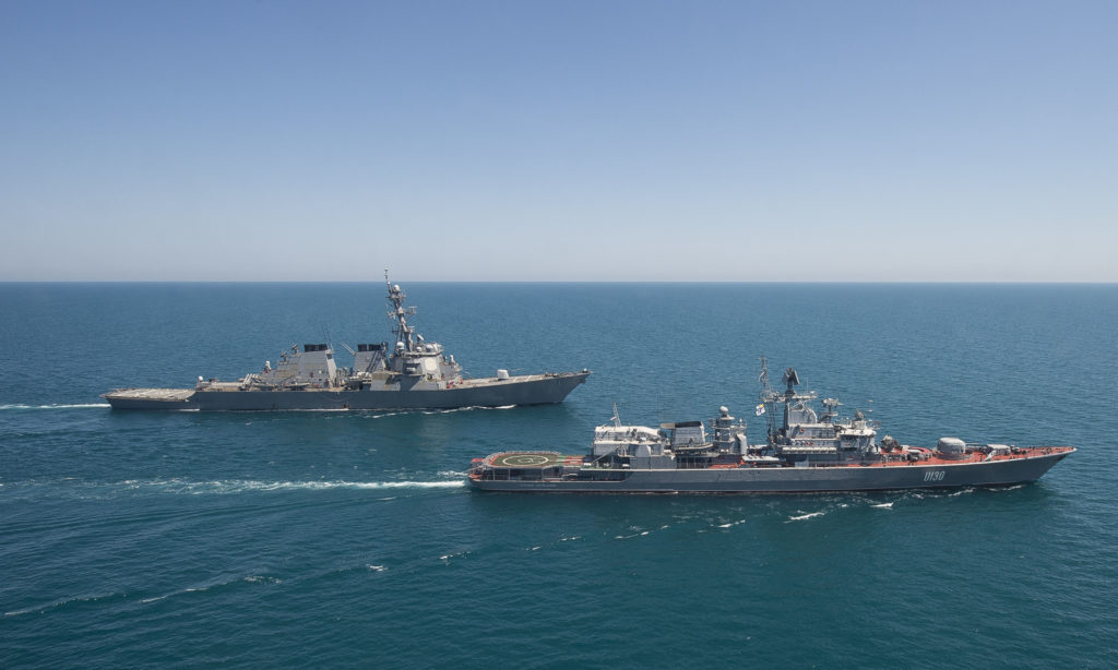 US Navy Needs To Put More Pressure On Russia And China: US Chief Of Naval Operations