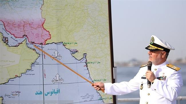 "Iran Navy Begins ""Massive Drill"" Stretching Across World's Key Oil Chokepoints"