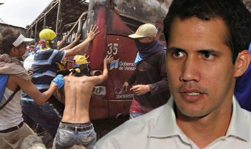 "Maduro's Days ""Numbered"" Pompeo Warns; Guaido To ""Formally"" Request US ""Liberation"""