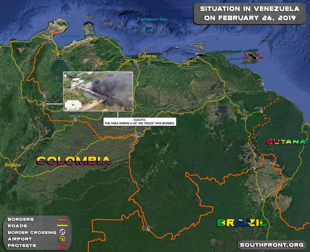 US Preparing For Military Invasion In Venezuela: Russian Security Council Secretary