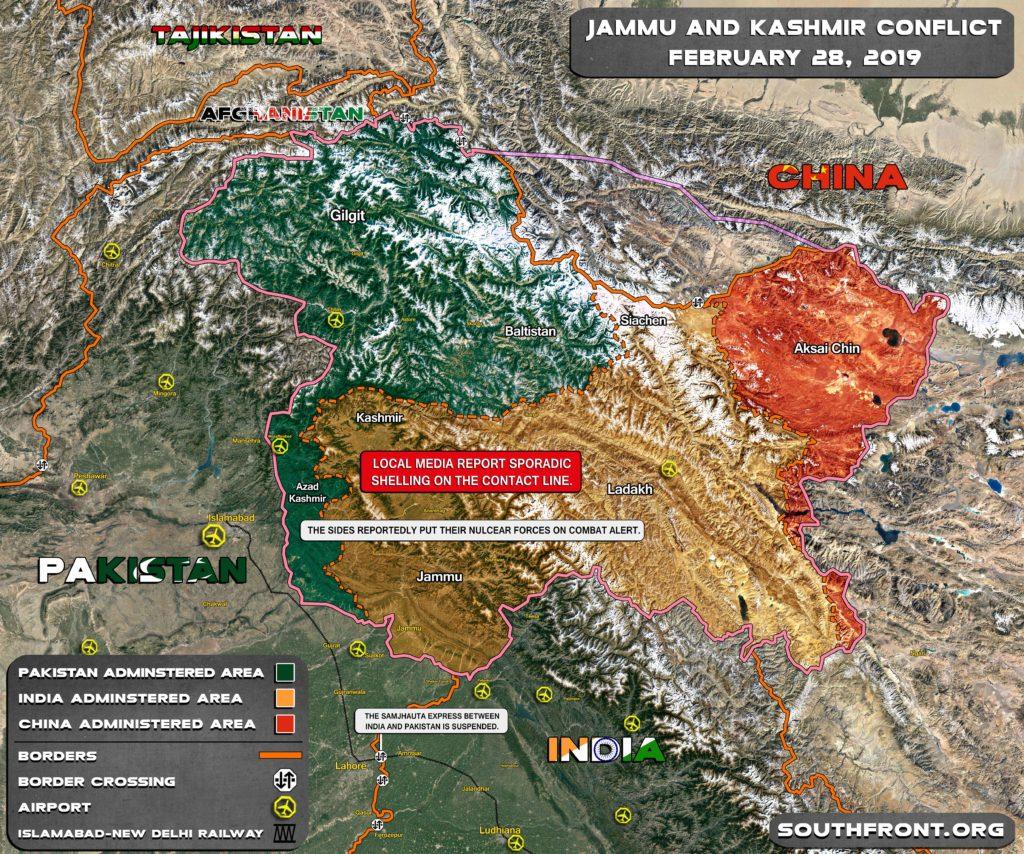 US Oil Embargo Against Venezuela And Indo-Pakistani Conflict