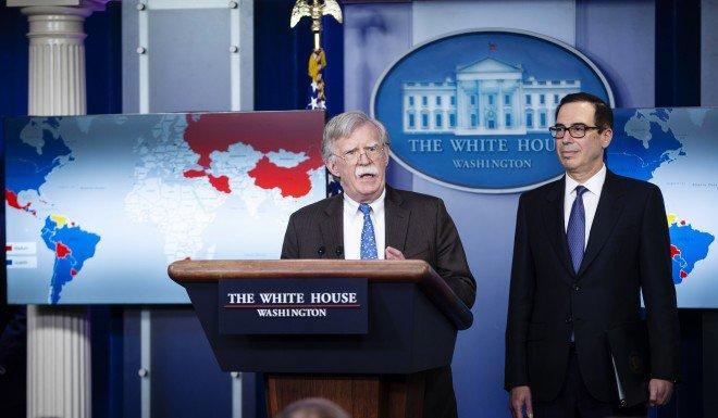 The Coming US-China Proxy War In Venezuela