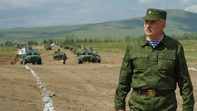 Sand Career Generals: Large-Scale Leadership Rotation Begins In Russia