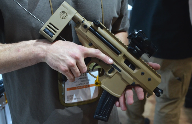 Sig Sauer Unveils The MPX Copperhead: Is This The Army's Next Submachine Gun?