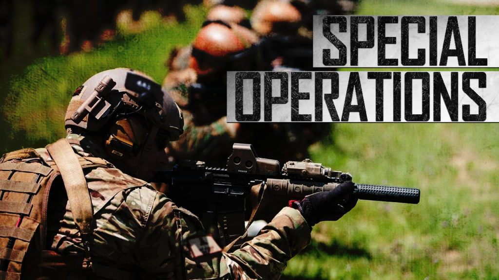 Views Of US Military Analysts On Use Of Special Operations Forces In Multi-Domain Operations