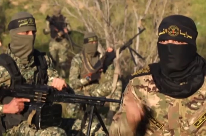 Palestinain Islamic Jihad Says It Has New Missile Capable Of Reaching Tel Aviv