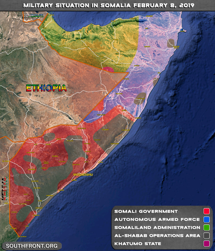 Roadside Bombing Kills 2 Senior Somali Military Officers