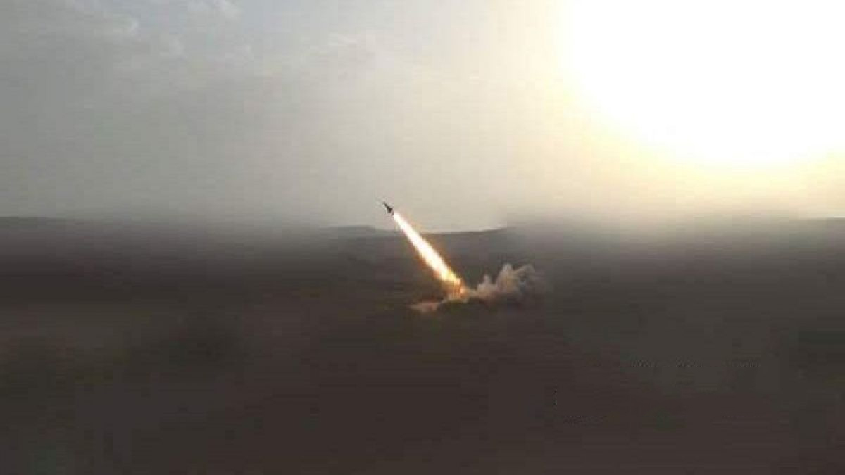 Houthis Launch Four Zilzal-1 Rockets At Saudi Troops In Jizan