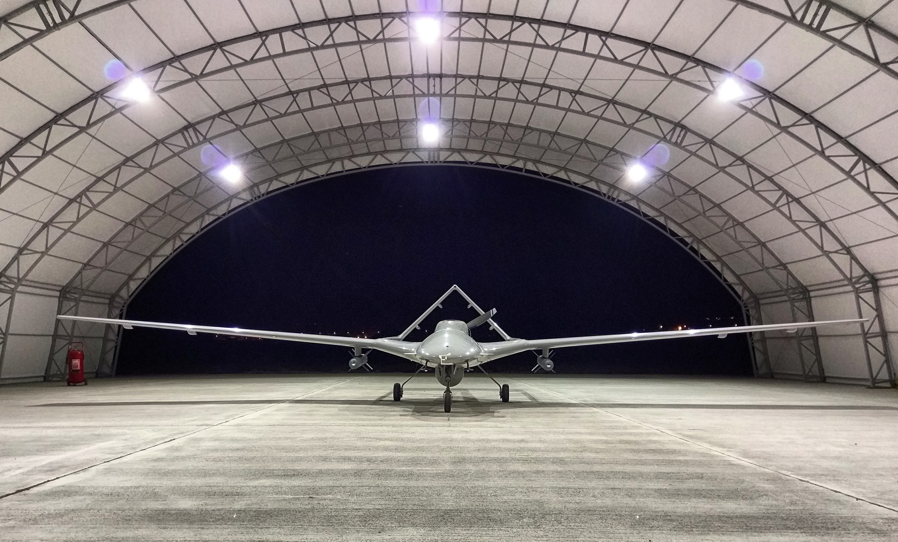 Qatar To Receive Six Armed Drones From Turkey