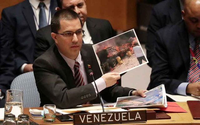 Maduro: U.S. Is Instigating Crisis To Start War In South America