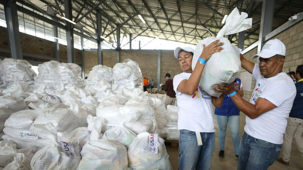 Maduro: US 'Humanitarian Aid' Is Attempt To Justify Military Agression