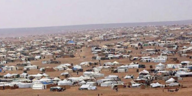 Russia and Syria Accuse U.S. Of Stopping Refugees From Evacuating From Rukhban Camp