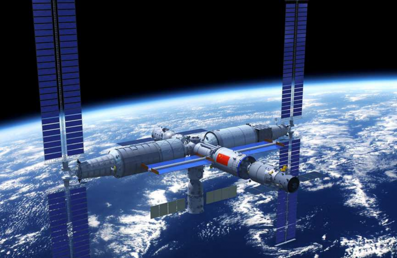 "US Defense Intelligence Agency Fears That Chinese ""Space Debris Clean-Up"" May Be Weaponized"