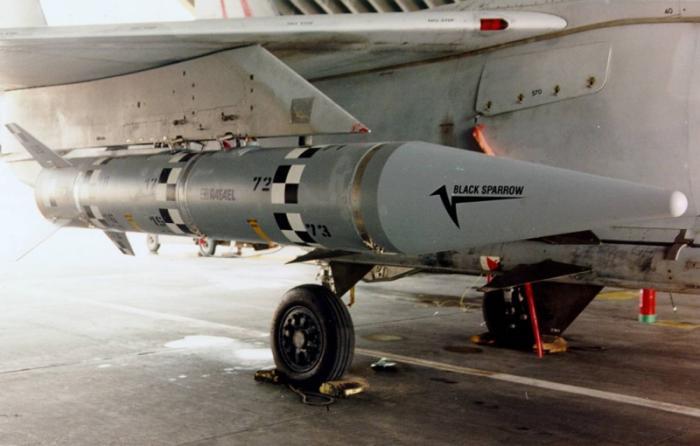 Israel Unveils New Bunker Buster Missile