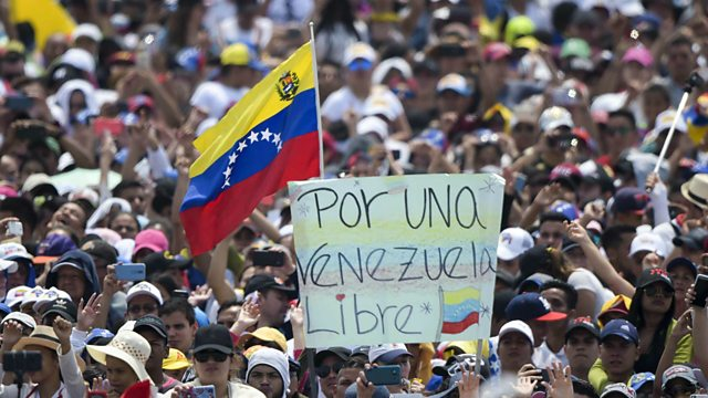 Fears Of US Military Intervention In Venezuela Grow Further As US-backed 'President' Continues His Coup Attemp