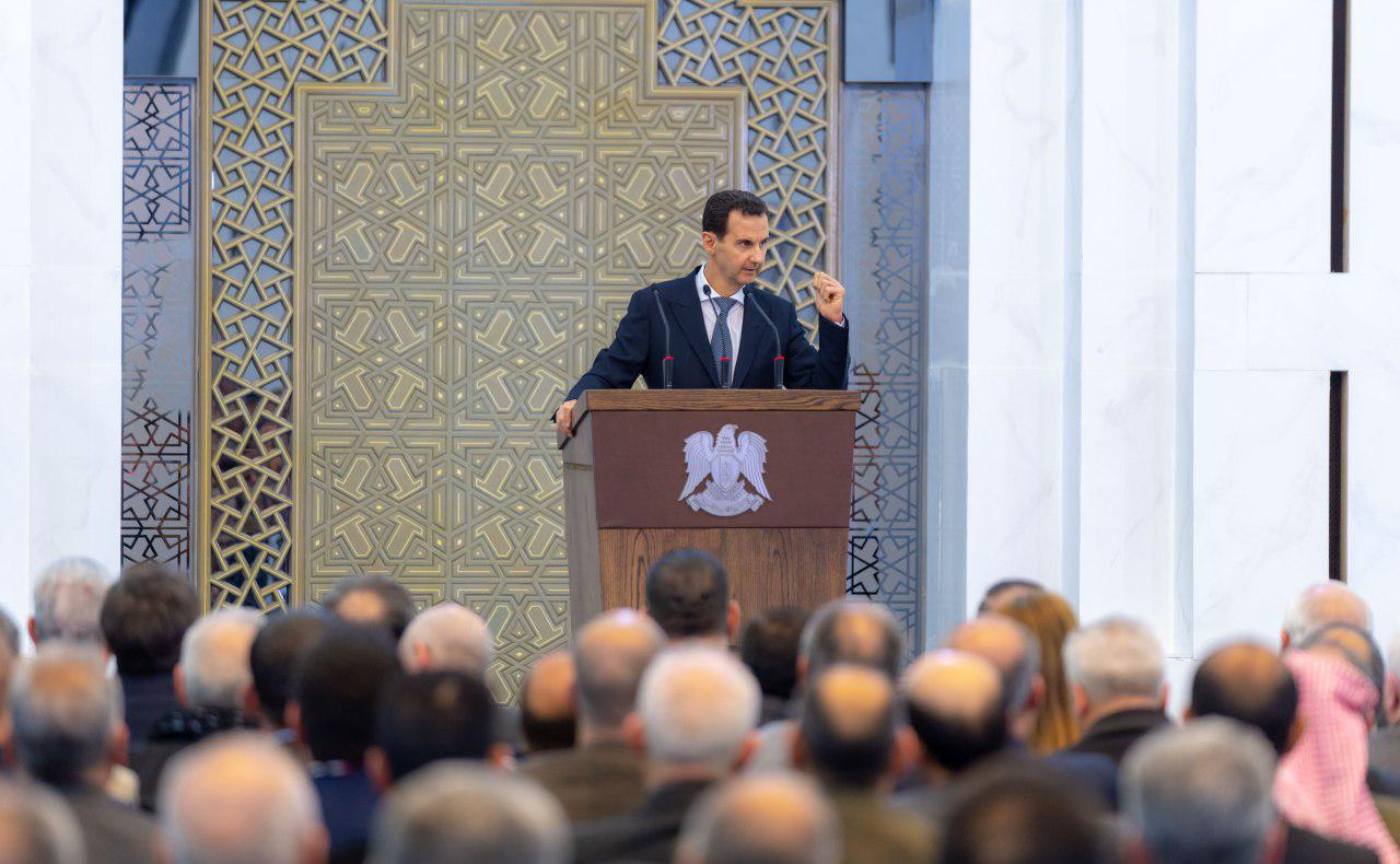 Assad To U.S. Proxies: Nobody Will Protect You