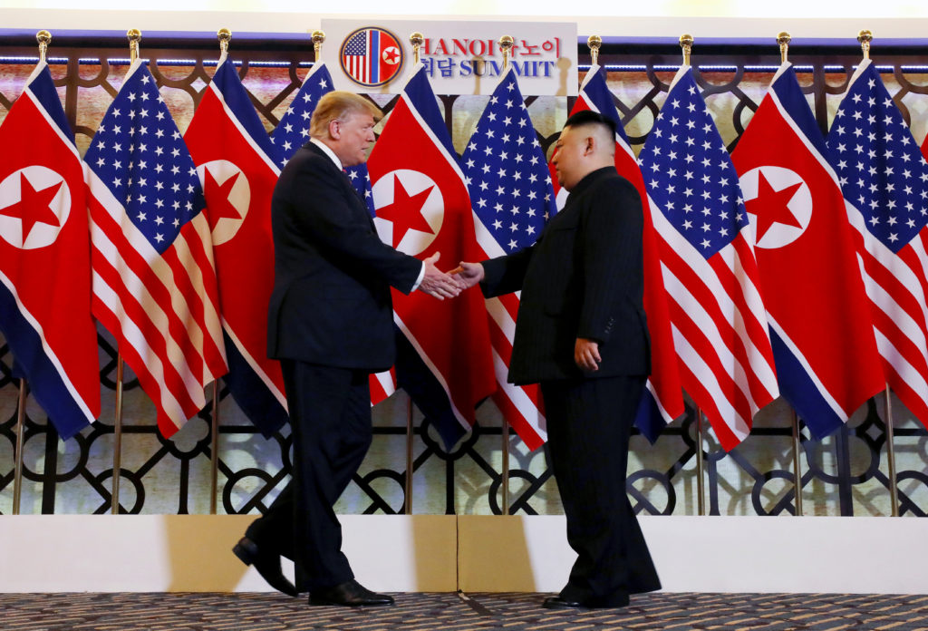 Second Trump-Kim Summit Ends Prematurely, With No Agreement