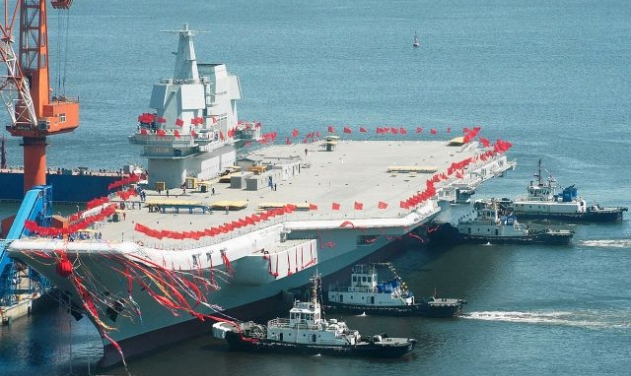 China To Build 4 Nuclear Aircraft Carriers In Effort To Catch Up To US Navy: Report