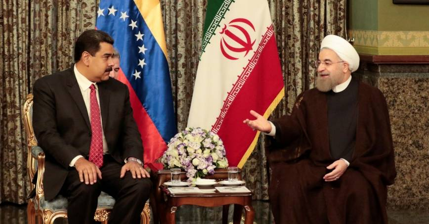 "US Continues To Fuel Hezbollah In Venezuela Narrative. Media Speculate That Maduro ""Stole"" 8 Tons Of Gold"